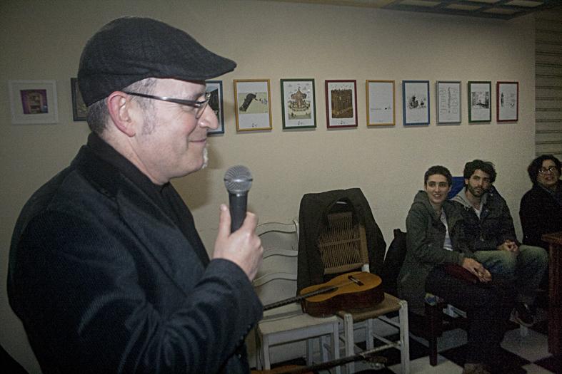 Sarau homenageia cartunista Moa e lança Coleção Cinco Clássicos